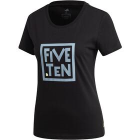 adidas Five Ten 5.10 GFX Camiseta Mujer, black